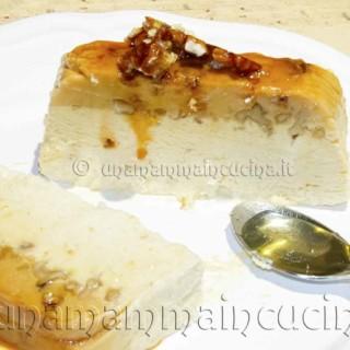 Semifreddo alle noci caramellate   Ricetta di Una Mamma In Cucina