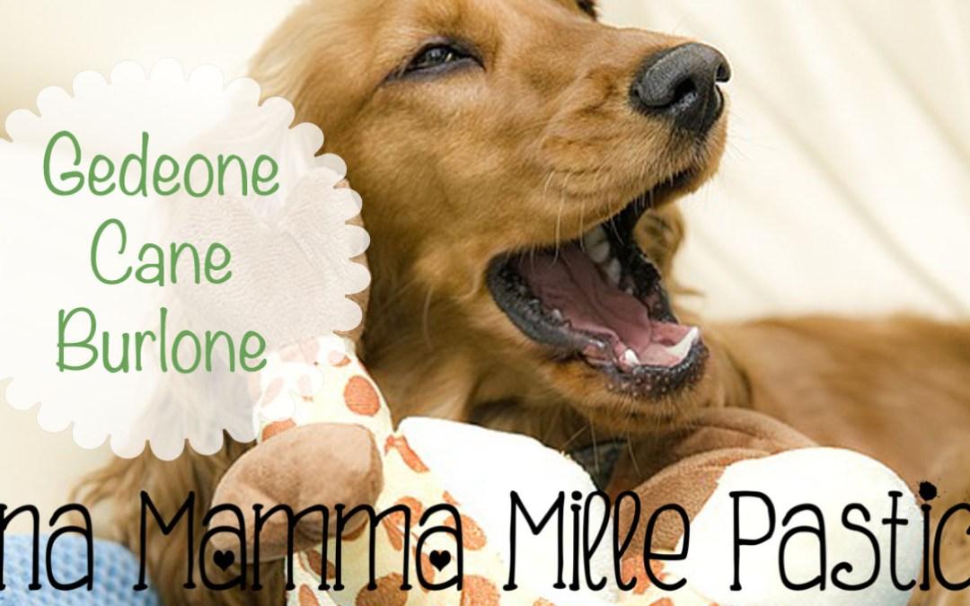 Favola per la nanna: Gedeone cane burlone