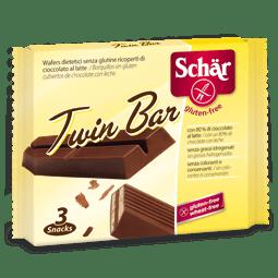 Ritirate le barrette al cioccolato senza glutine: rischio salmonella