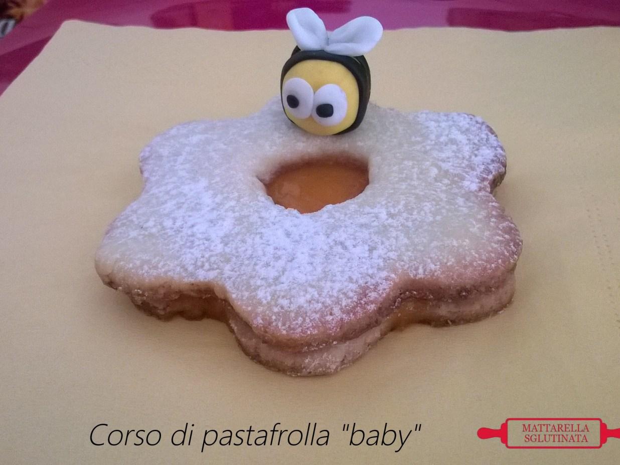 23 Gennaio 2016 – Corso Pasta frolla Baby