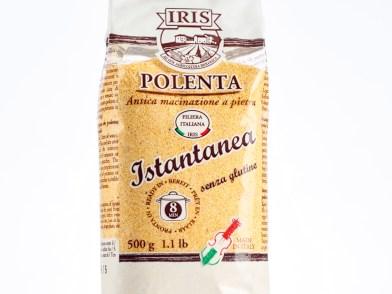 Richiamata la polenta Iris Bio