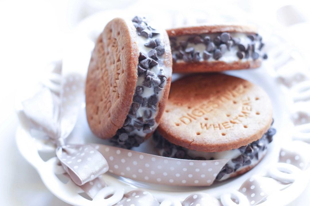 gelato cookie vegan