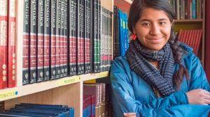 Adriana-Kupijy.FES-Acatlán-biblioteca-Sierra-Mixe-UNAMGlobal