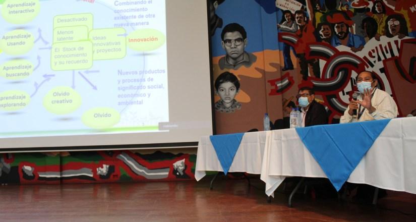 Panel Educación rural y la innovación en contexto de pandemia covid-19