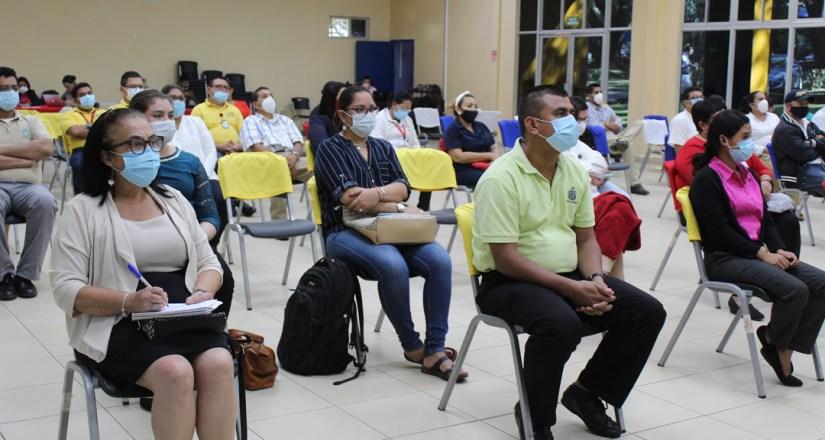 Público participante de manera presencial en la cuarta sesión del congreso.