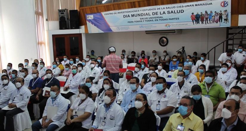CIES imparte diplomado en Servicios Locales a trabajadores de la salud.