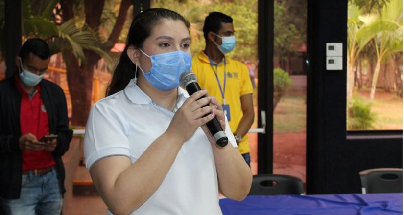 La maestra Violeta Gago, coordinadora de la Comisión de Innovación del CNU.