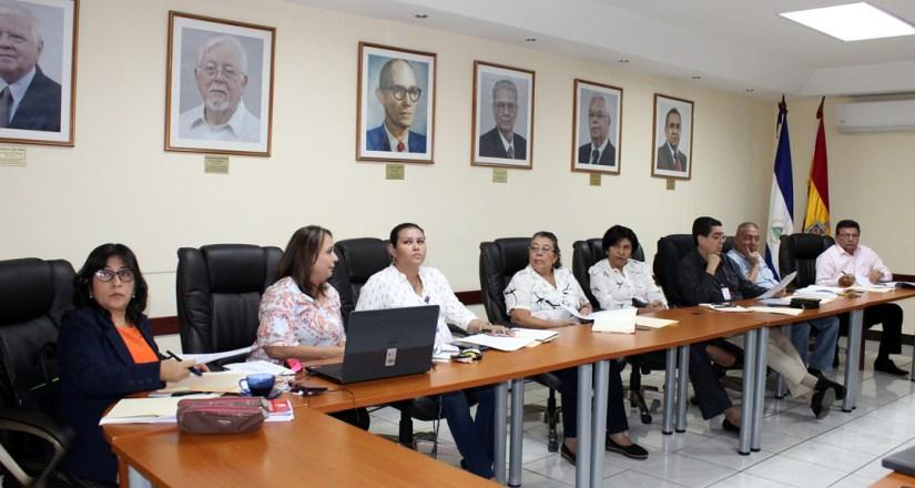 Las maestras Sonia Orozco y María Catalina Tapia presentaron el Protocolo Institucional para enfrentar al Covid-19