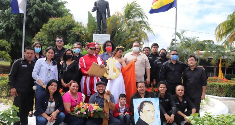 Agrupaciones artísticas de la UNAN-Managua