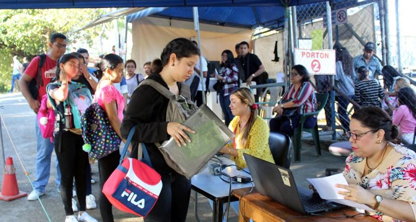 Estudiantes de la UNAN-Managua inician clases del primer semestre 2020