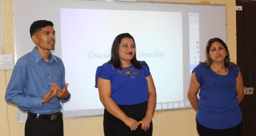 Estudiantes de Innovación y Emprendimiento remarcaron el compromiso de los educadores con la asignatura AEP.