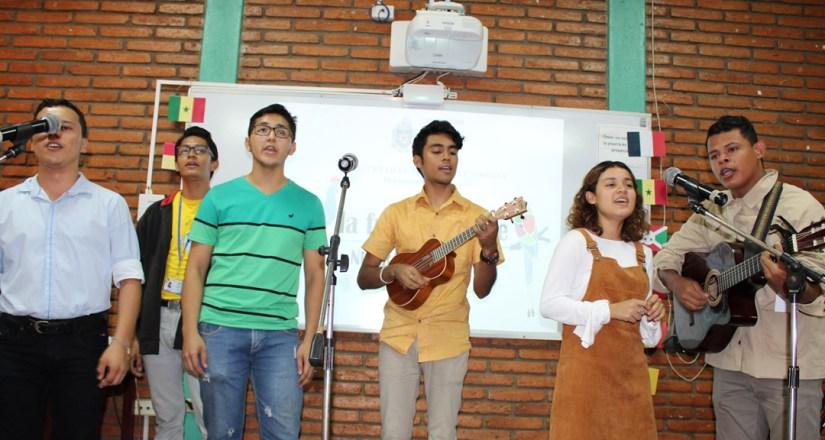 Universitarios celebran Día Internacional de Francofonía