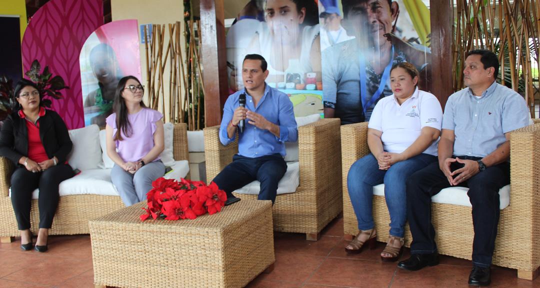 Realizan lanzamiento de la II edición de la Expoferia Nicaragua Fuerza Bendita