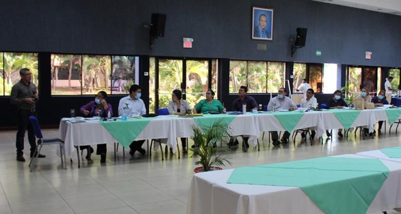 UNAN-Managua se prepara para la autoverificación de Mínimos de Calidad