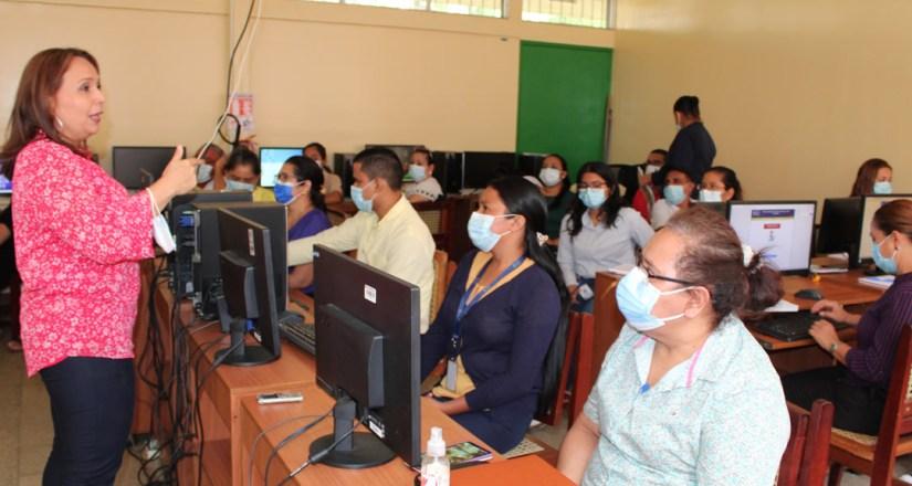 División de Recursos Humanos se prepara para presentar oficialmente el Portal del Trabajador