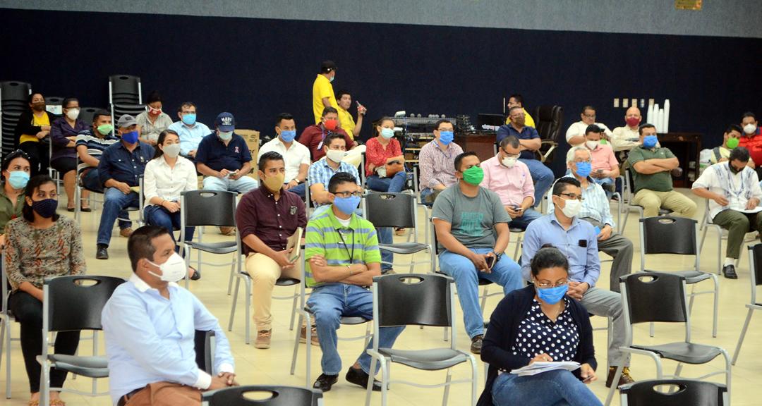 Ciencias e Ingeniería desarrolla taller para la continuidad educativa con calidad