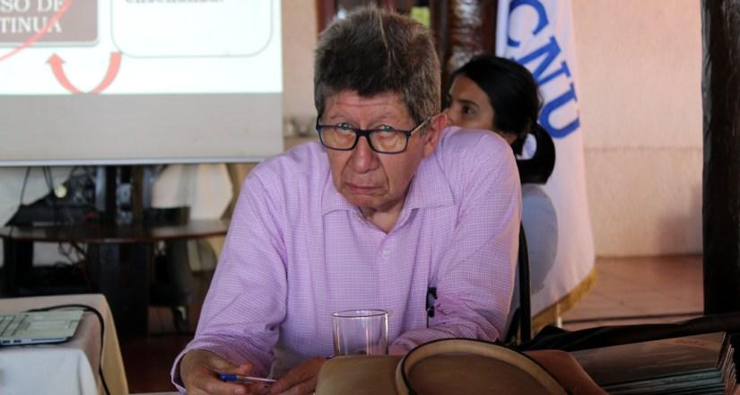 Dr. Orlando Gabriel Delgado Selley, Director Ejecutivo del CEAI de la UDUAL.