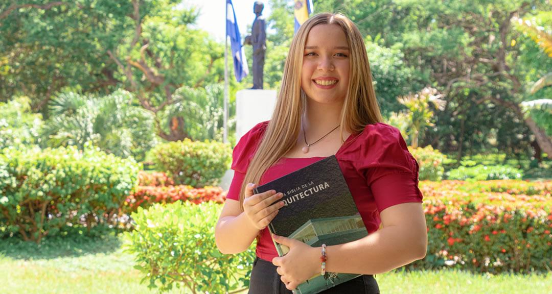 Estudiante de la UNAN-Managua continuará sus estudios superiores en Rusia