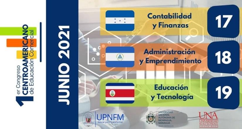 I Congreso Centroamericano de Educación Comercial