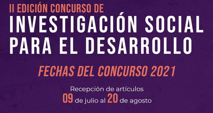 II Concurso de Investigación Social para el Desarrollo
