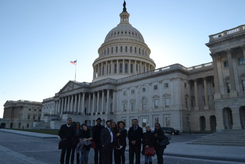 Meetings in the US Capitol