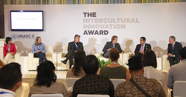 Statement of the High Representative —Intercultural Innovation Award (IIA) encounter with the press