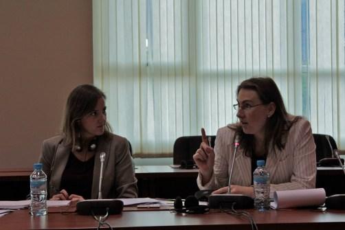 EU-NA Fellows in Rabat, Morocco – Day 1