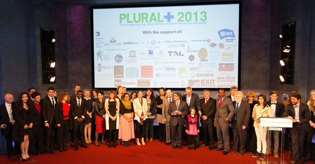 PLURAL+ 2014 Youth Video Festival Awards Ceremony