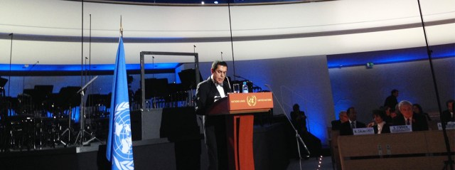 Al-Nasser Remarks at the Concert for Understanding Across Civilizations