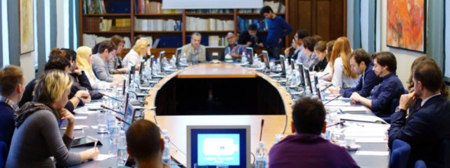 Social Entrepreneurs End UNAOC-CRT Training and Start Mentoring Period