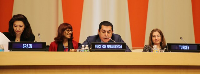 Al-Nasser Remarks at UNAOC Focal Points Meeting – 15 January 2016