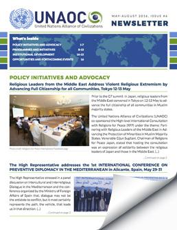 UNAOC Newsletter – Issue 6