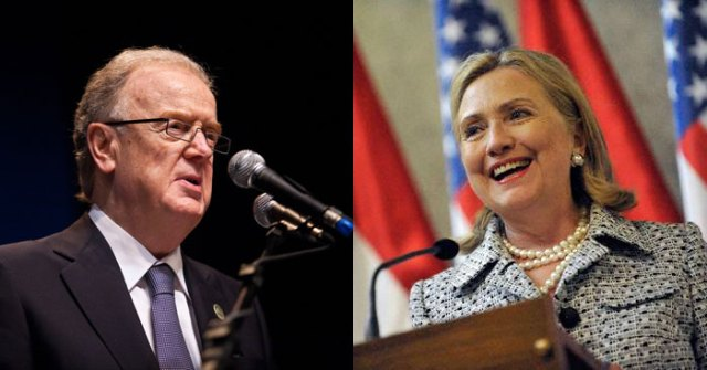 Clinton, Sampaio address Community of Democracies