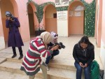Syrian Refugee Girls Producing Their Own Narratives