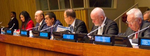 Al-Nasser Remarks at the UNAOC Group of Friends Ministerial Meeting