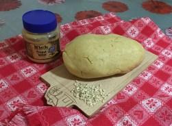 Pasta Frolla Senza Glutine con Farina di Riso e Burro di Arachidi