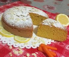Torta Camilla Carote e mandorle 7