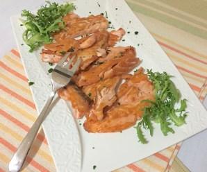 SALMONE ALLA PIASTRA (senza glutine, ricetta light)