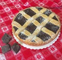 Crostata al Cioccolato Fondente 3