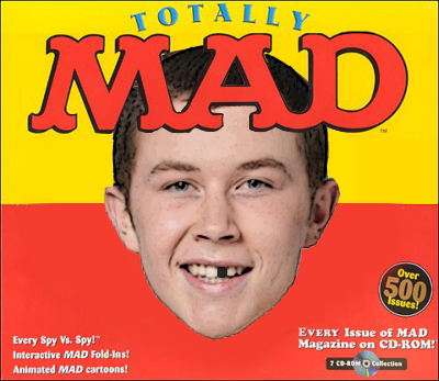 McCreery Cover on Mad