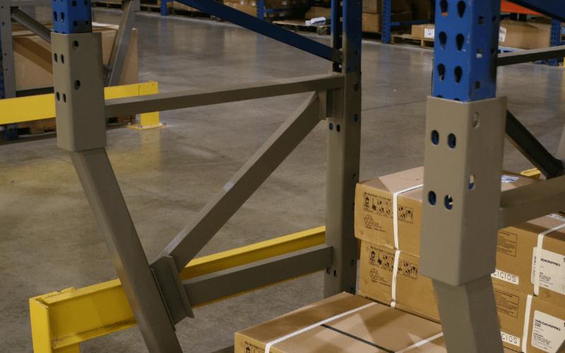 pallet rack repair kits from unarco