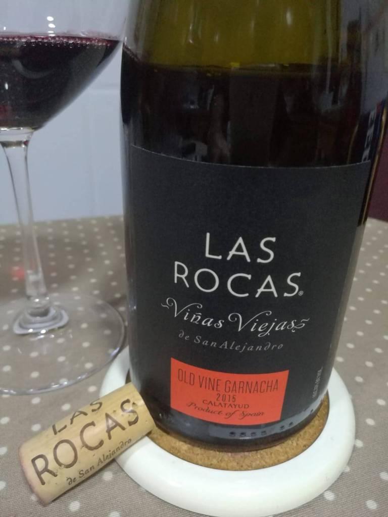 Las Rocas Viñas Viejas. DO Calatayud