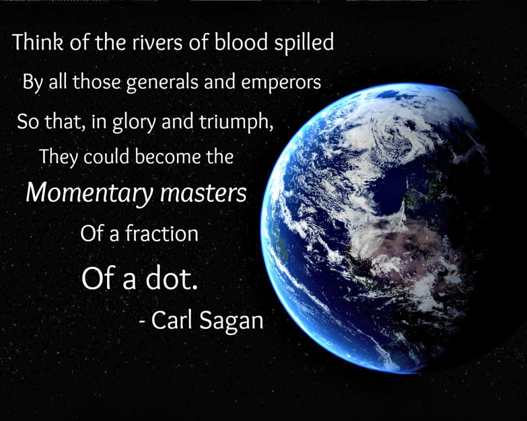 Our Cosmic Insignificance | Unariun Wisdom