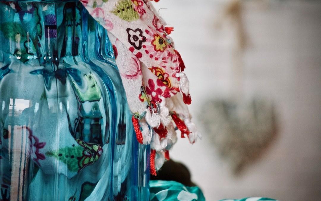 Qualche idea per indossare il foulard con stile