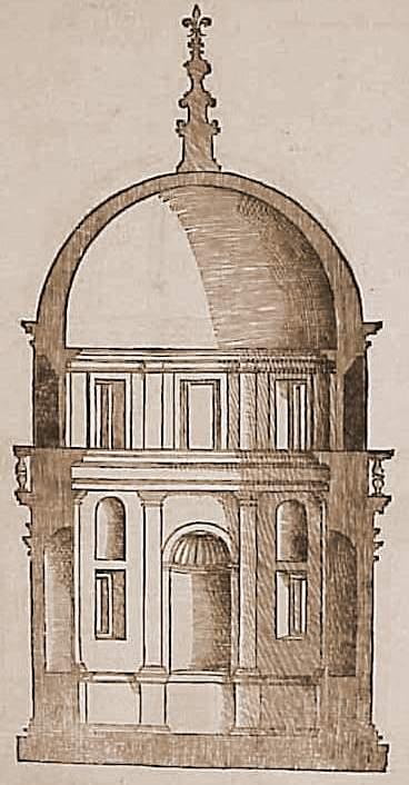 Circular Architecture Plan