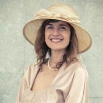 Silvia Díaz Lucas es Hedy Lamarr
