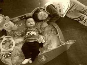 Aydan et Liam