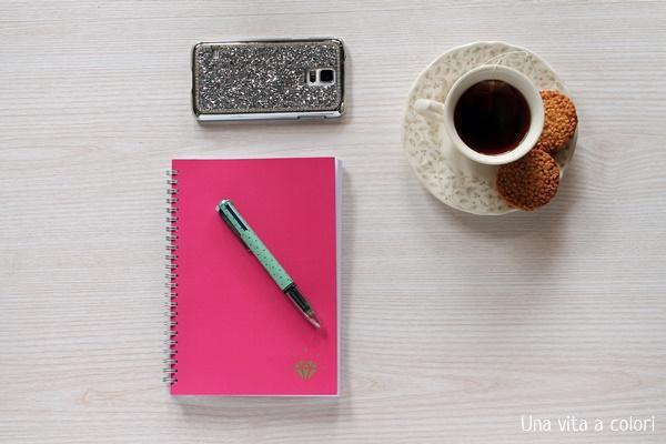 notebook spirale per appunti