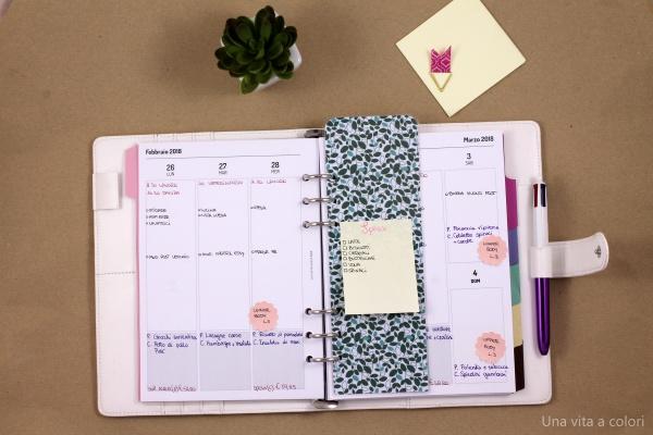 Come e perché mantenere la tua agenda funzionale