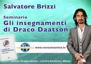 Gli insegnamenti di Draco Daatson - Salvatore Brizzi (esoterismo)